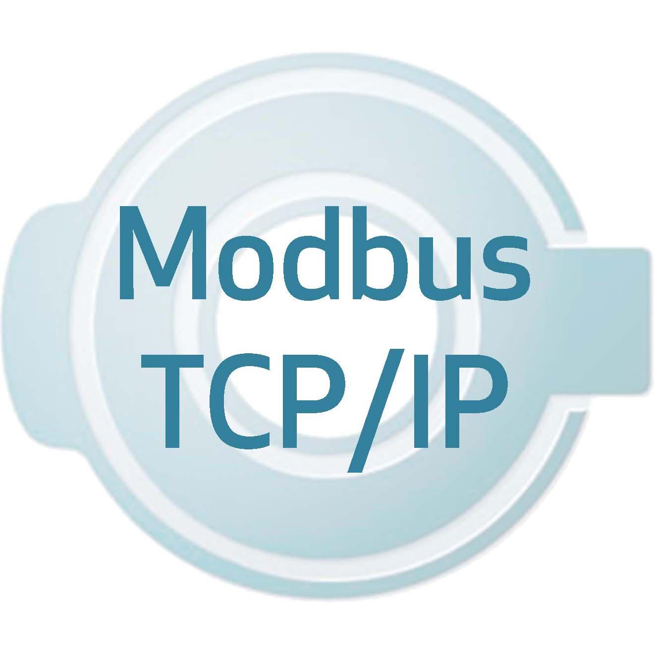 Modbus TCP/IP Schnittstelle